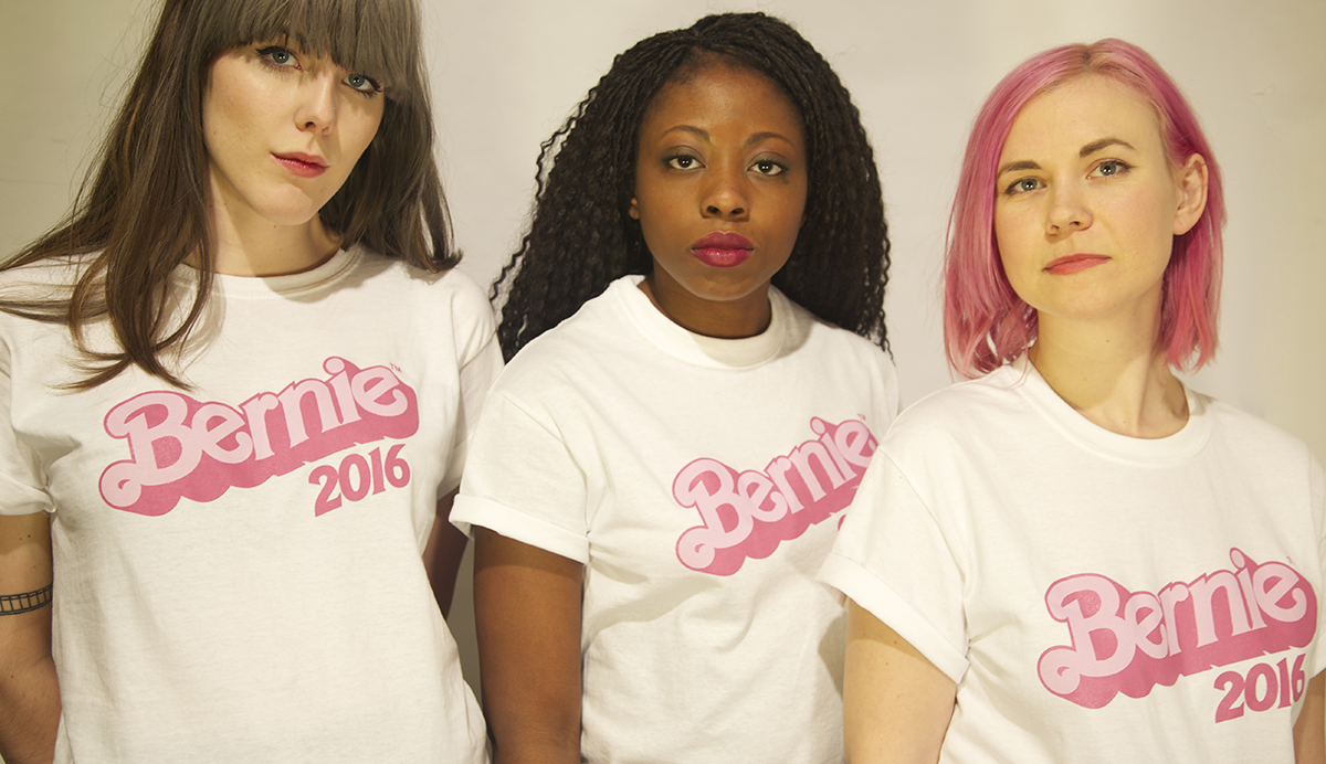 bernie barbie 2016 berbie logo shirt tshirt tee