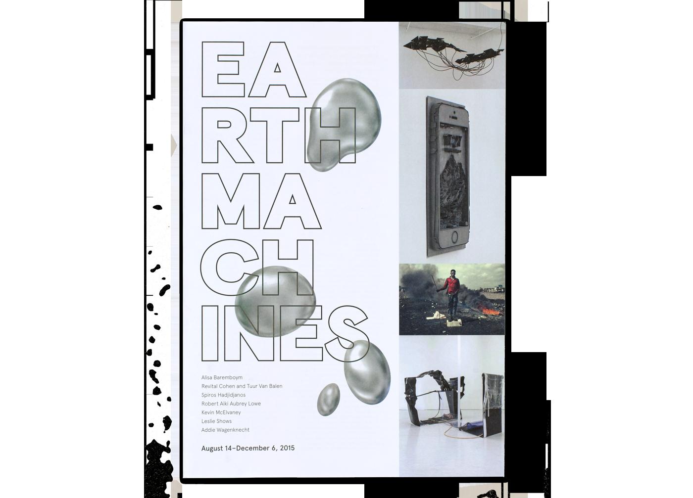 Earth Machines Nicole Ginelli