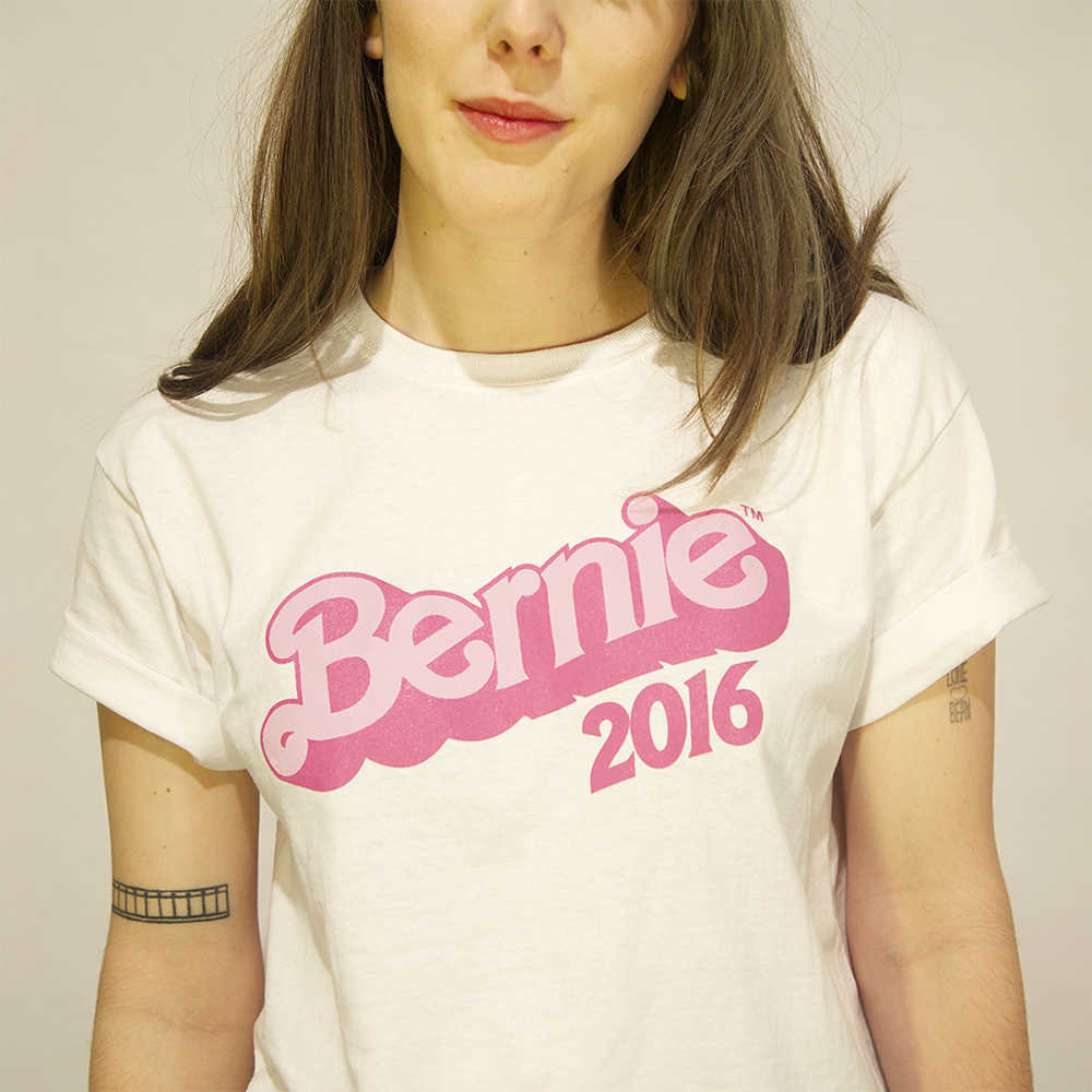 Bernie Barbie™ Nicole Ginelli